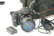 Sony Alpha A200 10.2MP Digital SLR Camera with 28-105mm Power zoom AF lens