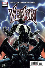 VENOM #1  Donny Cates & Ryan Stegman  Marvel Comics 1st Print New & Unread NM
