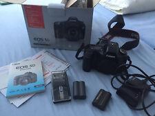 Canon EOS 5D 12.8 MP SLR Body - defekt / defect