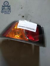LH 2012 Genuine Mitsubishi Lancer Left Taillight LHS 2009 - 2015