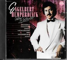ENGELBERT HUMPERDINCK - Getting Sentimental CD Album 16TR (TELSTAR) 1986 RARE!!