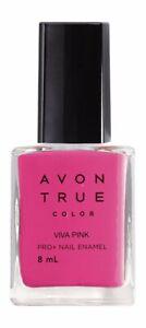 Avon True Color Pro+ Nail Enamel Polish Effect Long Lasting
