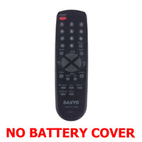 OEM Sanyo TV Remote Control for DP19640 (No Cover)