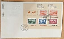 Canada 1982 INTERNATIONAL PHILATELIC YOUTH EXHIBITION ENVELOPE
