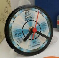 *new* THE COMMODORES (Soul & Motown Tamla) Vinyl Record CLOCK Actual Vinyl Recor