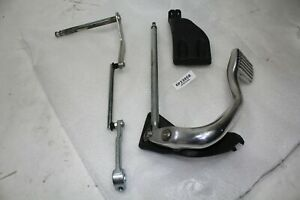 Dyna mid foot controls + brake pedal + shifter + brake rod Harley FXDL EPS23958
