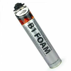 Bond It BDEFRG750 B1 Gun Grade PU Expand Foam Polyurethane Fire Resistant 750ml