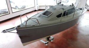 Segelboot Nexo Third mit treiler