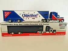 Nabisco Bakery Chips Ahoy Cookies 1/64th Scale Speccast Tractor Trailer Model