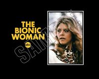 BIONIC WOMAN 8X10 Photo Z06 LINDSAY WAGNER ABC-TV promo