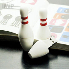 Cute Cartoon Bowling model usb 2.0 flash memory stick pen drive 8GB free ship