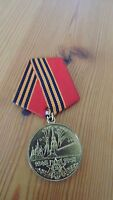 USSR Soviet Russian 50 Years of Victory Medal 1945 - 1995