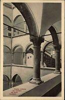 Trient Trento Italien Italia AK ~1920/30 Castello Buon Consiglio Interno Festung