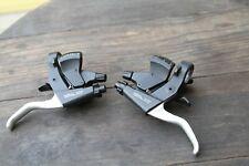 Shimano Deore XT M739 shifters USED VGC flat bar vintage MTB 3x8speed