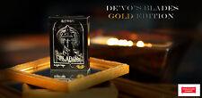"CARTE DA GIOCO BLADES ""Gold Edition"" Deck,POKER SIZE"