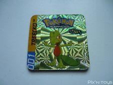 Magnet Staks Pokémon Advanced / 001 Treecko / Panini 2003 [ Neuf ]