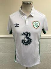 UMBRO IRELAND AWAY 2014/2015 FOOTBALL SHIRT SOCCER IRISH EIRE JERSEY SIZE SMALL