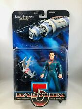 Babylon 5 Susan Ivanovo Action Figure 1997 Green Suit