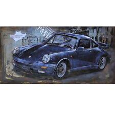 """Metall - Wandbild """"Porsche 911"""""""