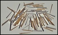 Assorted Brass Steel Taper Pins Clocks Repair Parts Tools Service Spares Conical