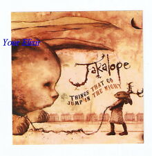 JAKALOPE Things That Go Jump In The Night Case Sticker