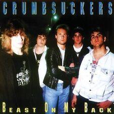 CRUMBSUCKERS Beast on My Back LP Thrash/Speed Metal NYHC
