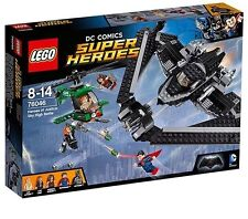 Lego DC Comics Superheroes Heroes of Justice Sky High Battle 76046