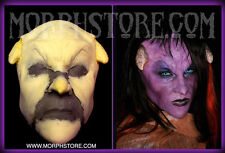 Halloween Foam latex Seductress Face Brows Mask lot.