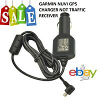 IN CAR CHARGER MINI USB CABLE FOR GARMIN NUVI ZUMO DEZL NULINK SERIES SAT NAV