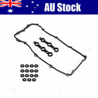 Rocker Cover Gasket & Bolt Seals Kit For BMW M52 M54 E46 E39 E60 X3 E83 X5 E53