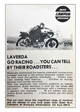 LAVERDA 750 SFC-1974/ SET 4 VALVE GUIDES 7MM BORE   OLD  UK SLATERS  STOCK SET 4