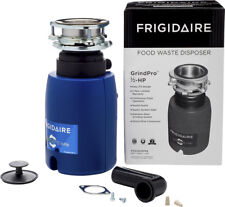 Ffdi501Dms Frigidaire 1/2 Hp Waste Disposer, Continuous Feed, Direct Wire