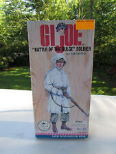"""GI Joe Battle Of The Bulge Soldier 12"""" Collector's Edition Action Figure 1996"""