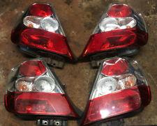 honda civic type r ep3 facelift rear lights