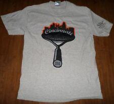 Cincinnati Masters med tee Western & Southern 2010 tennis T shirt Open racket
