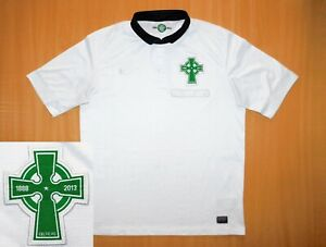 sale CELTIC 2012 2013 shirt Nike 125 YEARS ANNIVERSARY jersey 3rd THIRD trikot