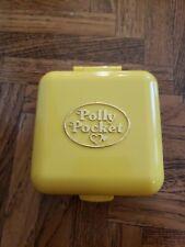 Polly Pocket Bluebird yellow vintage nursery baby woman compact toy set #2