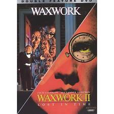 Waxwork/waxwork 2 in Lost Time 0012236146629 With David Carradine DVD Region 1