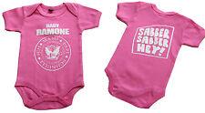 Baby Ramone Slaver Slaver Hey Pink Baby Body