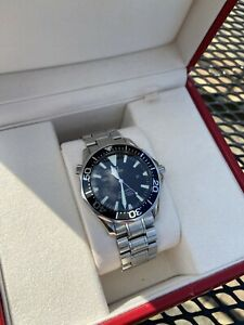Omega Seamaster 300m   Box & Papers