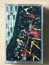 KISS MTV Unplugged PHILIPPINES PAPER LABEL CASSETTE TAPE
