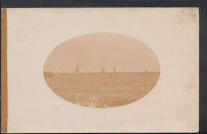 Dorset Postcard - Boating Scene at Bridport   RS7457