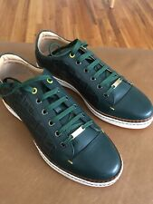Royal Albartross Golf Shoes Croc 63 Limited Edition Masters Green Size 10 NIB