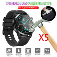 5PCS For Huawei Watch GT 2 46mm Smart watch Screen Protector Tempered Glass Film