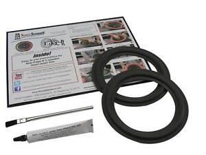 "INFINITY 902-6778 SPEAKER Parts 6-1/2"" Woofer Foam Edge Repair Kit # FSK-6.5"