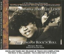 Little Richard Jerry Lee Lewis - Greatest Hits Collection - 50's Rock & Roll 2CD