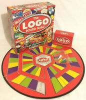 The Logo Board Game 2009 Drumond Park 99% Complete