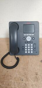 Avaya 9611G Gigabit IP VoIP Phone w/ Handset and Stand