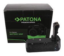 PATONA Premium Batteriegriff f. Canon EOS 70D 80D BG-E14H f. 2 LP-E6 Akkus inkl