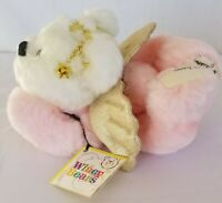 Sally Winey Bears ANGEL Stuffed SIGNED Numbered To 1000 Autographed